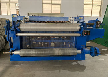 Automatic Steel Wire Electric Welded Wire Mesh Machine High Performance