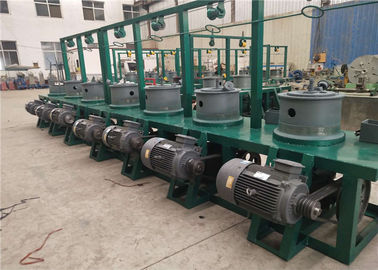 High Production Pulley Wire Drawing Unit , Automatic Wire Drawing Equipment