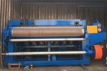 Stainless Steel Welded Wire Mesh Fence Making Machine Fast Welding Speed